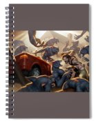 Fables Spiral Notebook