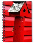Fabulous Acres Spiral Notebook