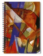 Fabulous Beast II 1913 Spiral Notebook