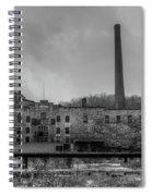 Bleek Spiral Notebook