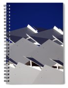 Facade Spiral Notebook