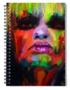 Face Me Spiral Notebook