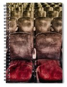 Face Your Audience Spiral Notebook