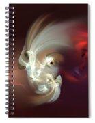 Faces Spiral Notebook