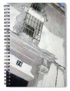 Fachada Andaluza Spiral Notebook