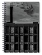 Factory Spiral Notebook