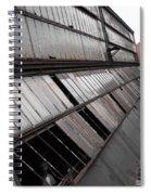 Factory Windows 1 Spiral Notebook