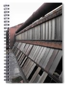 Factory Windows 2 Spiral Notebook