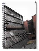 Factory Windows 3 Spiral Notebook
