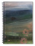 Faded Days Gone By Spiral Notebook