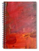 Faded Shadows Spiral Notebook