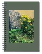 Failte Stone, A Welcome In Ireland Spiral Notebook