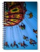 Fair Chair Swinger Spiral Notebook
