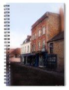 Fair Day Dawning Spiral Notebook