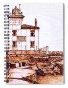 Fair Port Harbor Spiral Notebook