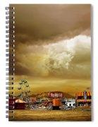 Fair Weather Spiral Notebook