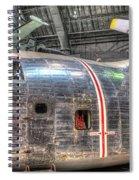 Fairchild C-123k Provider Spiral Notebook