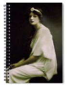Fairest Indian Girl Spiral Notebook