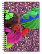 Fairies And Dragons Spiral Notebook