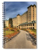 Fairmont Chateau Lake Louise Spiral Notebook
