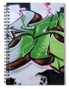 Fairstyle Spiral Notebook