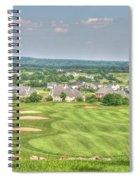 Fairway Spiral Notebook