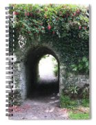 Fairy Bridge Spiral Notebook