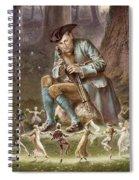 Fairy Dance Spiral Notebook