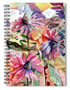 Fairy Land Spiral Notebook