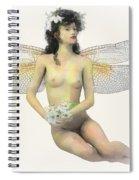 Fairy Luck Spiral Notebook