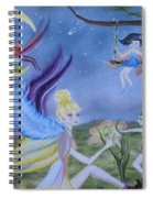 Fairy Play Spiral Notebook