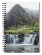 Fairy Pools - Isle Of Skye Spiral Notebook
