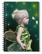 Fairy Princess Spiral Notebook