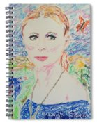 Fairy Queen Spiral Notebook