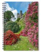 Fairy Tale Garden Spiral Notebook
