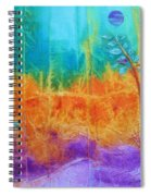 Fairy Tale Woods Spiral Notebook