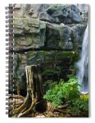 Fairy Waterfall Spiral Notebook
