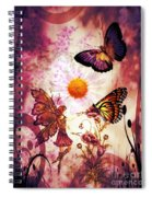 Fairy's Touch Spiral Notebook