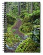 Fairytale Trail Spiral Notebook
