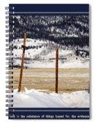 Faith Spiral Notebook