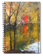 Fall 2009 Spiral Notebook