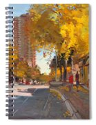 Fall 2010 Canada Spiral Notebook