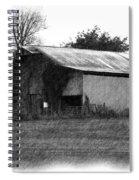 Fall 2015 Barn 17 Spiral Notebook