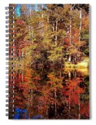 Fall At Table Rock Spiral Notebook