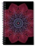 Fall Blossom Zxk-10-43 Spiral Notebook