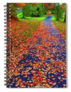 Fall Colors 2014-#15 Spiral Notebook