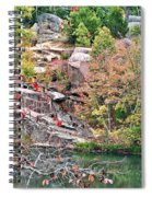 Fall Colors In Depth Spiral Notebook