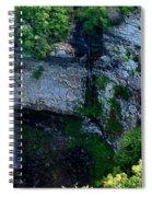Fall Creek Falls Spiral Notebook