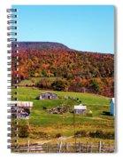 Fall Farm No. 7 Spiral Notebook