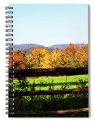 Fall Farm No. 8 Spiral Notebook